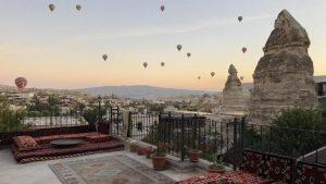 Tempat Favorit Untuk Bersepeda di Turki